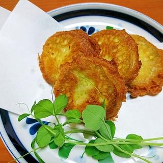 薩摩芋のHM天ぷら