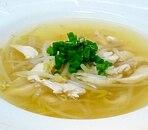 鶏ささみともやしのコンソメスープ