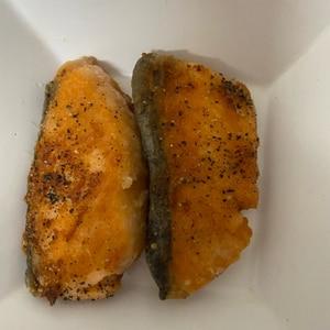 洋食の定番!鮭のムニエル