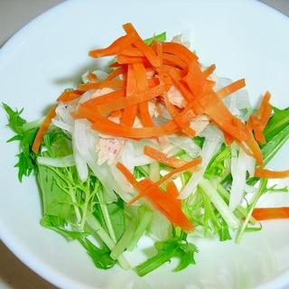 """いろいろのせて♪我が家の""""豆腐サラダ"""""""