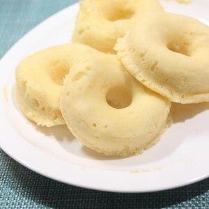 お豆腐ドーナツ