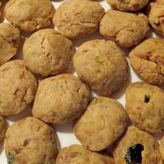 卵牛乳なし かぼちゃクッキー