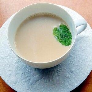 3分!?ノンカフェイン❤健康茶でチャイ(ごぼう茶)