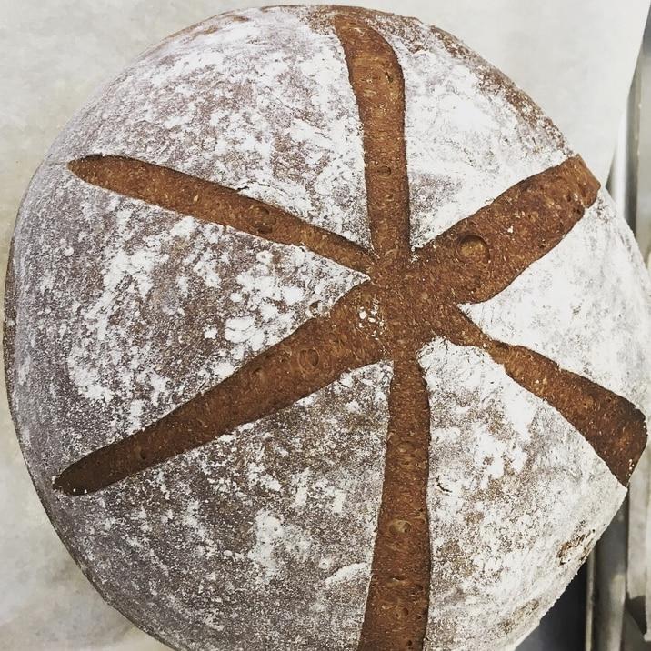 パン・ド・カンパーニュ(田舎パン)