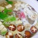 ♥ 牛肉&水菜&三つ葉のしゃぶしゃぶ ♥