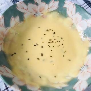 電子レンジで簡単♪豆乳チーズソース