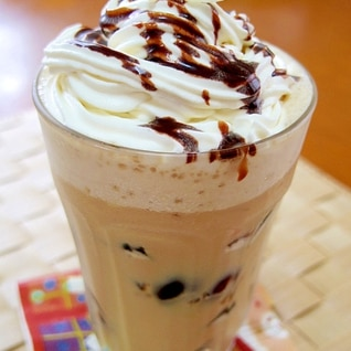 コーヒーゼリーフラペチーノ