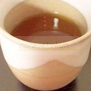 蜂蜜レモンなウーロン茶