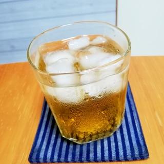 [お酒]焼酎の濃いお茶割り(チャーハイ)