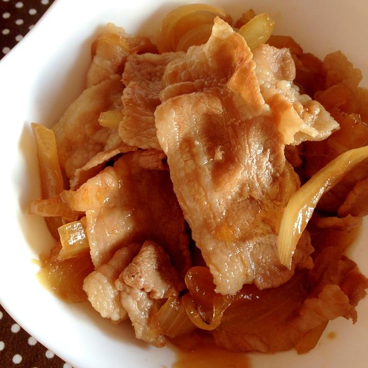 レシピ 薄切り 豚 バラ