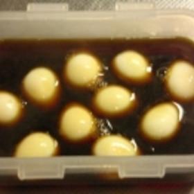 うずらの卵のゆで方