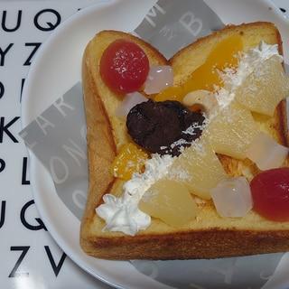 トロピカルサマー♡トースト いつでも心は夏❢❢