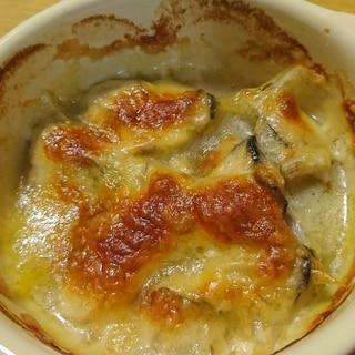 簡単♪牡蠣のチーズ焼き☆