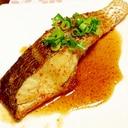 鯛の煮付~韓国風~