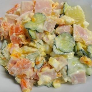 活力なべ☆圧力鍋でポテトサラダ