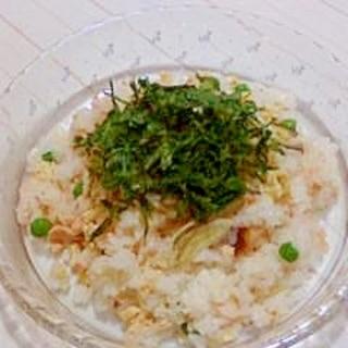 鮭ちらし寿司☆