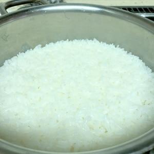 時短で美味しく炊ける!お鍋で炊飯