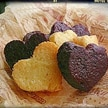 バレンタインの焼き菓子