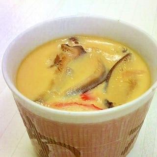 青森の味♪甘い茶わん蒸し(蒸し器なし)