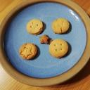 卵、砂糖なし はちみつクッキー