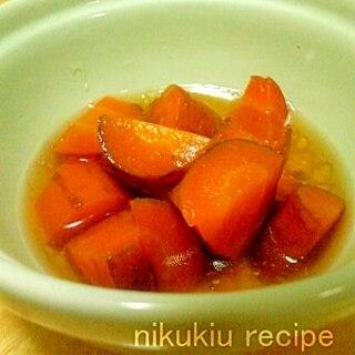 簡単おいしい!にんじんの煮物