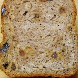 砂糖・バターなし全粒粉10割パン