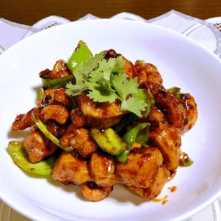 本格タイの味✦鶏肉のカシューナッツ炒め✦