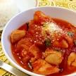 鶏肉のトマト煮
