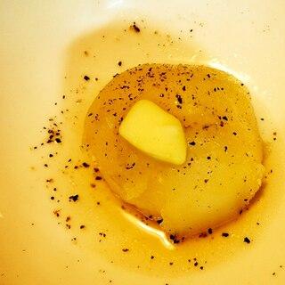 おでんのじゃがバター