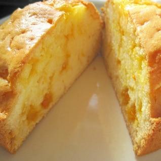 卵なしのスポンジケーキ