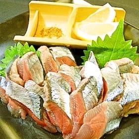 基本★さんまの刺身 さばき方(おろし方)