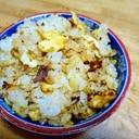☆食べるラー油炒飯