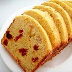 ドライあんずケーキ