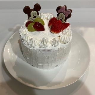 超簡単♡ジェンダーリビールケーキ