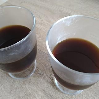 インスタントコーヒーでかんたんコーヒーゼリー