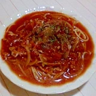 簡単!!トマトの冷たいパスタ☆