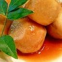 シンプルな里芋のふくめ煮♪