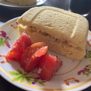 レンジで簡単!小麦粉BPなしの生おから低糖質パン