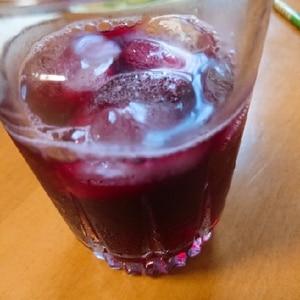 赤ワインとフルーツで★サングリア