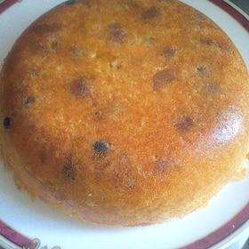 炊飯器de和風スイーツ☆黒豆&栗のパンケーキ