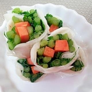 塩漬け野菜
