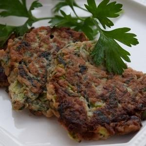 トルコ料理★いわしのキョフテ
