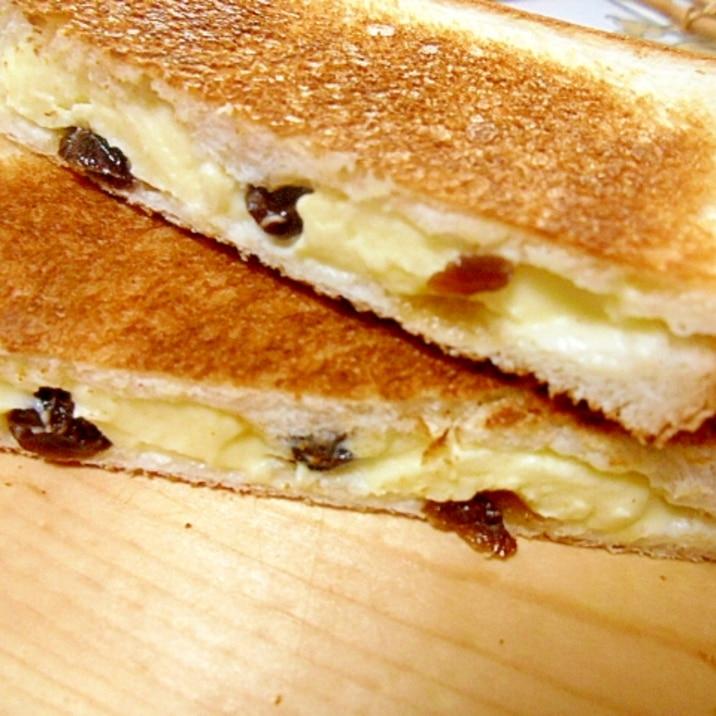 デザート ホット サンド