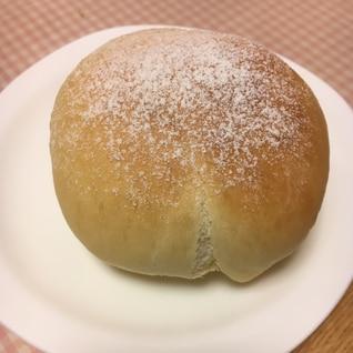 基本のパン生地で作る◎チーズ入りまんまる白パン