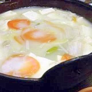 隠し味に味噌!美味しい豆乳鍋のコツ!
