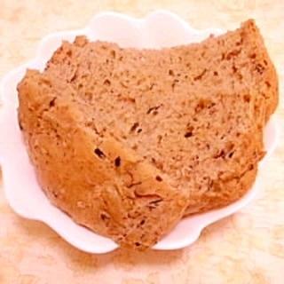 ひじき入り♪薄力粉で作るHB玄米御飯パン