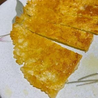 簡単おつまみ!まるでチーザのようなチーズおこげ