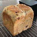 HBで!アーモンドたっぷりの香り豊かな食パン
