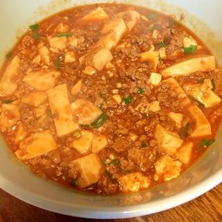 本格☆四川麻婆豆腐