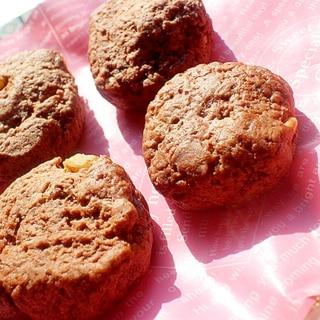 【超簡単クッキー】レンジとHMでココアクッキー
